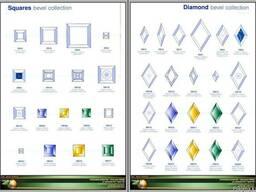 Фацетные элементы Decra Led - фото 5