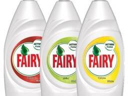 Fairy Ariel, Persil, Vizir, Bonux, Pampers Pantene, Nivea,