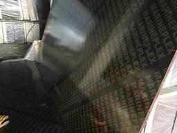 Фанера ламинированная 21мм Китай