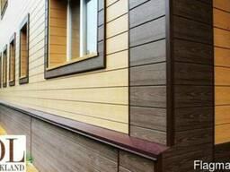 Фасадные панели( сайдинг) - фото 2