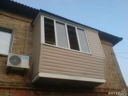 Фасадные работы - фото 3