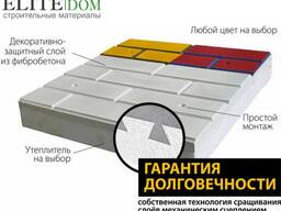 Фасадные термопанели 2 в 1, цена от завода изготовителя! - фото 5
