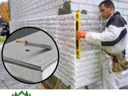 Фасадные термопанели 2 в 1, цена от завода изготовителя! - фото 7