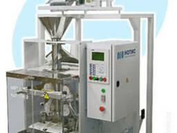 Фасовщик автомат для фасовки и упаковки сыпучих продуктов