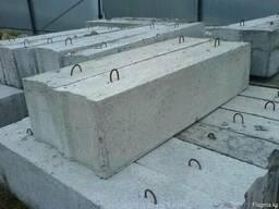 Блоки бетонные ФБС 9. 6. 6-Т