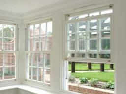 Финские окна Skaala,Дерево-алюминиевые окна,Деревянные окна