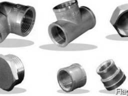 Фланцы и элементы трубопровода