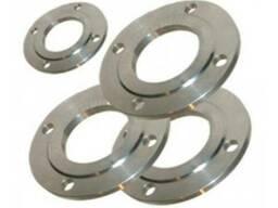 Фланцы ответные приварные стальные (РУ-10)