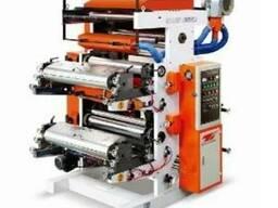 Флексографические машины не дорго (2-4-6 цветов)
