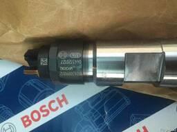 Форсунки Bosch Euro-2,3,4 Shacman, Howo, XCMG, Shantui