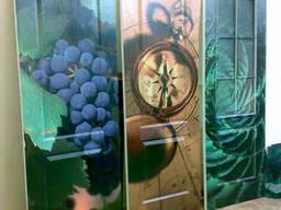 Фотопечать на двери