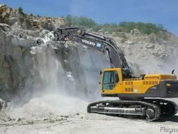 Фреза Simex TF 1100 для экскаваторов массой 20-34 тонн