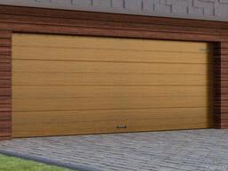 Гаражные(подъемные) ворота c ручным управлением DoorHan