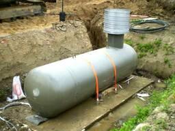 Газгольдеры для автономной газификации