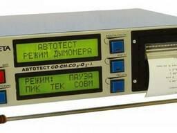 Газоанализатор-Дымомер Мета Автотест-01. 04П (2 Кл)