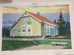 Газоблок проект классного дома в подарок - фото 1