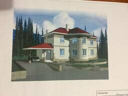 Газоблок проект классного дома в подарок - фото 3