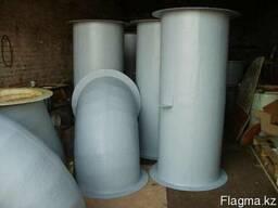 Газоходы из полимер-композитных материалов.
