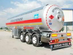 Газовоз 55м3 Dogan Yildiz (Турция)