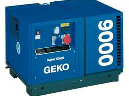 Geko 9000 ED-AA/SEBA Super Silent (9-9. 9кВт, бензин, 400В).