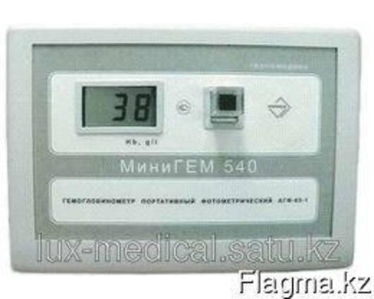 "Гемоглобинометр фотометрический АГФ-03/540-""МиниГЕМ"""