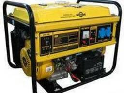 Генератор бензиновый Mateus 6500GFE 6.5кВт с АВР