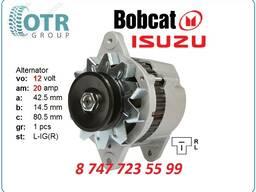 Генератор Bobcat, isuzu 3kc1 5-81200-358-0