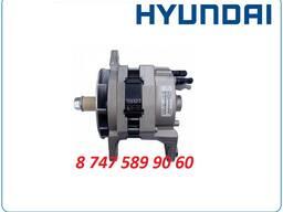 Генератор на экскаватор Hyundai R145cr-9 xjaf-02522