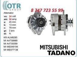 Генератор на Tadano TR250M A4T59399