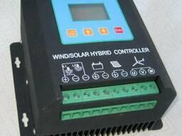 Гибридный MPPT контроллер 12/24 вольта 60 ампер.