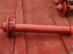 Гидрант пожарный подземный н- 2. 25м