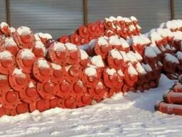 Гидрант пожарный подземный, высота 1м, ГОСТ 8220-85