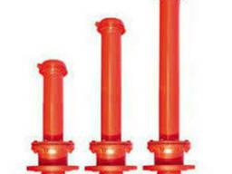 Гидранты пожарные подземные ГОСТ 8220-85, производство Росси