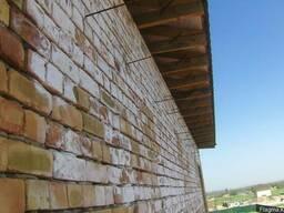 Гидрофобизация фасадов, удаление высолов