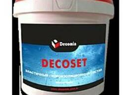 Гидроизоляция Decoset -турция