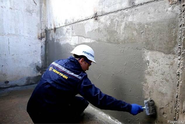 Гидроизоляция для бетонных конструкций