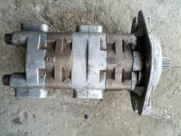 Гидромотор a2fln500/60w-vzho10 шестеренчатый насос sdbfhi-r942