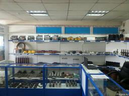 Гидромоторы, гидронасосы на российские автокраны