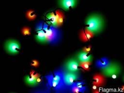 Гирлянды светодиодные для внутреннего и наружного освещения