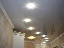 Глянцевый Натяжной потолок от 990 тенге м2 | Soffitto