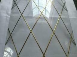 Гнутое (радиусное, овальное) стекло
