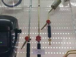 Горелка для наплавления рубероида