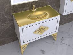 Мебель для ванной тумба раковина