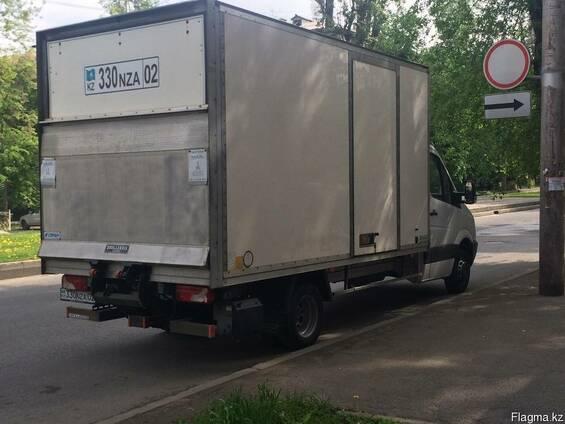 Грузоперевозки по г. Алматы и РК на Мерседес Спринтер
