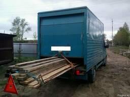 Грузоперевозки по Петропавловску, СКО, РК, РФ, СНГ, до 6 метров