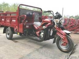 "Грузовые мотоциклы типа ""Муравей""/ Cargo Motor Tricycle"