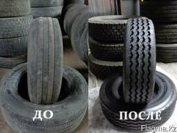 Грузовые шины 235/75 r17,5 (восстановленные)