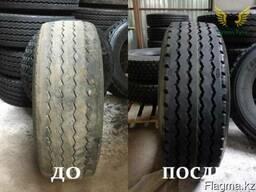 Грузовые шины 385/55 r22,5 (восстановленные)