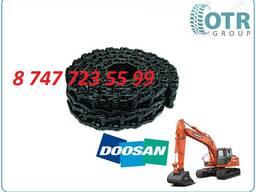 Гусеничная цепь на Doosan DX225 LC 2272-6185 - фото 2