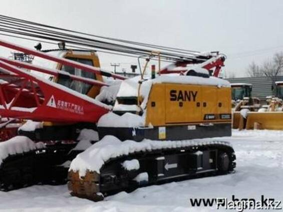 Гусеничный кран SANY SCC600C - кран 60 тонн